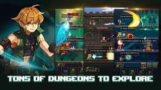 Knight Fever - Tựa game mobile RPG phong cách cổ điển đáng chơi