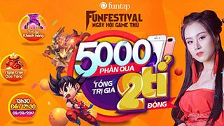 Funtap sẽ tổ chức Fun Festival HCM tại địa điểm đẳng cấp 5 sao