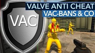 Valve Anti-Cheat thiết lập kỷ lục mới banned accounts trong một tuần