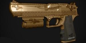 Game thủ Đột Kích tự chế súng Barret - Sniper siêu đẳng cấp