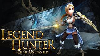 """Legend Hunter - """"bom tấn"""" ARPG đấu boss cực khủng hẹn ước mobile"""
