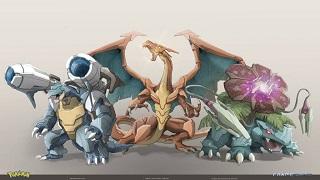 Khi các Pokemon được trang bị giáp trụ và vũ khí tối tân