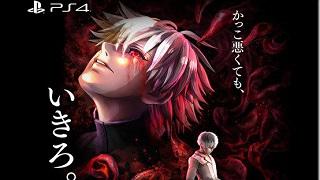 Bom tấn Tokyo Ghoul tiếp tục gây bão game thủ với tựa game mới