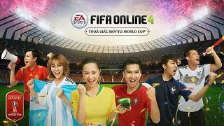Bom tấn FIFA Online 4 đã chính thức đến tay game thủ Việt