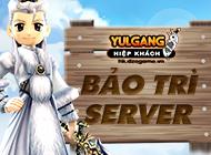 Yulgang Hiệp Khách Dzogame VN - Bảo Trì Định Kỳ 01/09/2021 - 31082021
