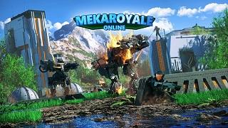 Meka Royale Online – Game sinh tồn bằng robot nhưng chết là mất sạch đồ