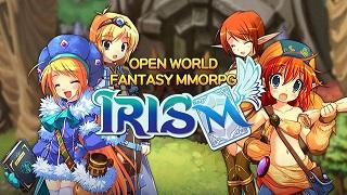 Game mobile MMORPG cực hấp dẫn IRIS M đã lộ diện