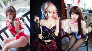 Bộ sưu tập cực hot của nhóm cosplay đình đám Spiral Cats