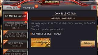 CrossFire Legends: Mùa Rank tháng 12 chính thức khởi tranh cùng hàng loạt sự kiện hot