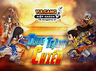Yulgang Hiệp Khách Dzogame VN - Đại chiến Thiên Mã Cung - 22032021