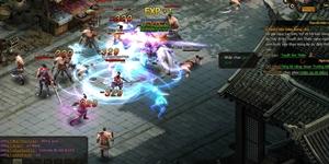 Game thủ tranh nhau code thử nghiệm game Phong Vân