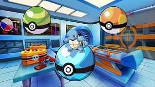 Lại thêm một tựa game bắt Pokemon thú vị nữa vừa được phát hiện