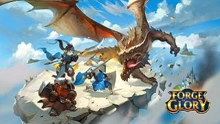 Forge of Glory – game mobile giải đố kết hợp RPG cực độc đáo