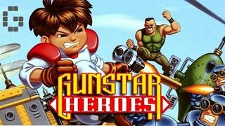 Gunstar Heroes – game bắn súng kinh điển từ Sega rục rịch đổ bộ mobile