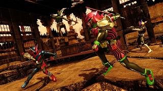 Kamen Rider Climax Fighters hé lộ trailer gameplay máu lửa ấn tượng