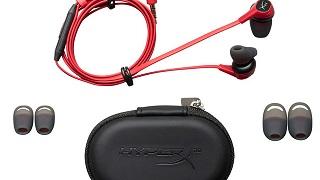 HyperX Cloud Earbuds - Tai nghe cực chất dành cho game thủ mobile