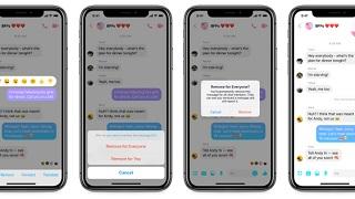 Tính năng rút lại tin nhắn đã gửi của Facebook Messenger không thần thánh như bạn nghĩ