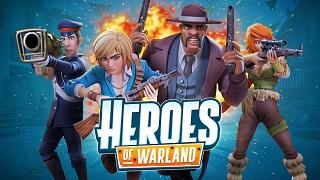 Heroes of Warland – Game FPS 4vs4 Online cực hấp dẫn