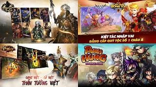 Tổng hợp – Những tựa game nào đã bổ bộ làng game Việt đầu tháng 7