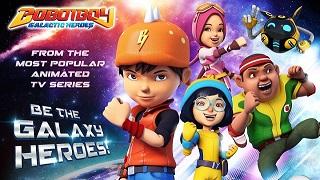 BoBoiBoy: Galactic Heroes đã chính thức đến tay game thủ Việt