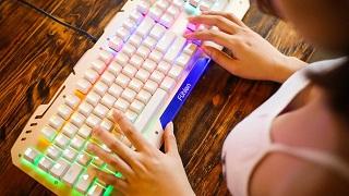 """Fuhlen SM690 – bàn phím cơ """"ngon, bổ, rẻ"""" dành cho game thủ Việt"""