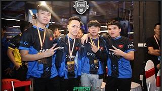 Divine Esports tiếp tục được mời tham giải đấu PUBG quốc tế