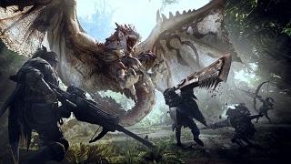 """Capcom """"gây bão"""" tại E3 2017 với tân binh MMORPG Monster Hunter World"""