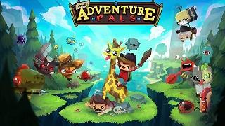 The Adventure Pals: tựa game phiêu lưu ngộ nghĩnh vừa lên lịch ra mắt