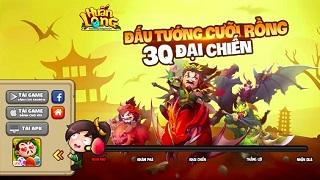 Playpark tặng 400 Giftcode game Huấn Long VNG