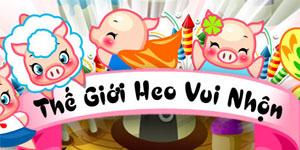 Piggy: Người kế thừa của game Ủn Ỉn đến Việt Nam