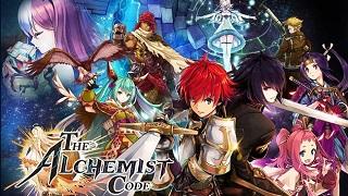 The Alchemist Code - tân binh RPG phong cách anime đầy hấp dẫn từ Gumi