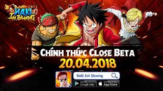 Haki Tối Thượng - GMO sáng tạo bởi cộng đồng One Piece Việt chính thức Closed Beta hôm nay