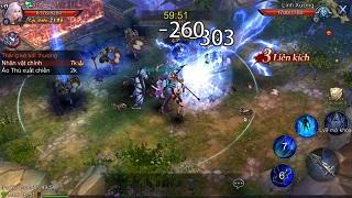 Heroes Of Dawn - Game RPG phong cách châu Âu cập bến Việt Nam