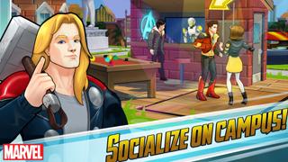 Marvel Avengers Academy Học viện siêu anh hùng đã có mặt trên di động