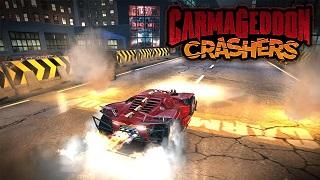 Hậu bản đầy mới lạ từ series đình đám Carmageddon vừa cập bến mobile