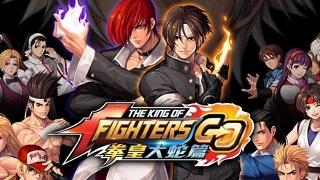 The King of Fighters GO: Quyền vương phong cách Pokémon GO ấn định Closed Beta