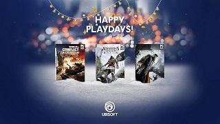 Ubisoft gây sốt khi mở cửa miễn phí 3 tựa game đình đám mừng Noel