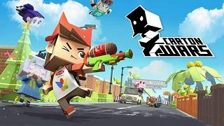 Carton Wars – Game sinh tồn mobile cực vui, ném sầu riêng vào mặt nhau