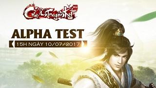 Alpha Test hôm nay, muốn chơi Cửu Âm Truyền Kỳ game thủ cần có Code Anh Hùng Thiếp