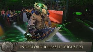 Đứa con cuối cùng đã về, Underlord chính thức xuất hiện trong Dota 2