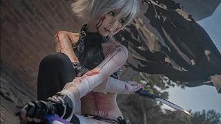 Mê mẩn nàng Assassin cực ngầu siêu gợi cảm trong Fate/Grand Order