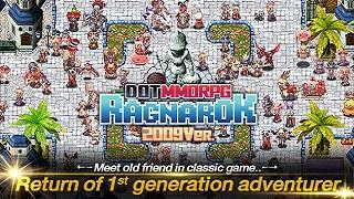 DOT MMORPG RAGNAROK 2009Ver – Chơi Ranarok cổ điển trên Mobile