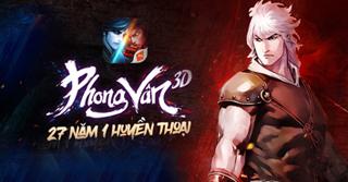 Phong Vân 3D – xứng tầm huyền thoại từ truyện tranh bước vào thế giới game