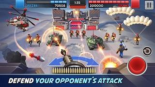 Might Battles - Khi Beach Head 2000 kết hợp với Clash Royale cực độc