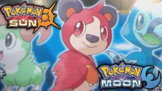 Pokemon Sun và Moon chưa ra game đã có sách hướng dẫn