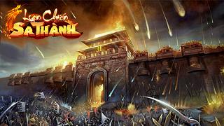 Loạn Chiến Sa Thành tái hiện các tính năng đáng nhớ của game online thời 8x, 9x