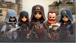 Assassin's Creed Rebellion chính thức đến tay game thủ mobile miễn phí