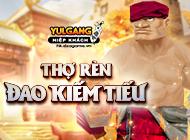Yulgang Hiệp Khách Dzogame VN - [BIGBANG Event] Thợ Rèn Đao Kiếm Tiếu (01.2021) - 26012021