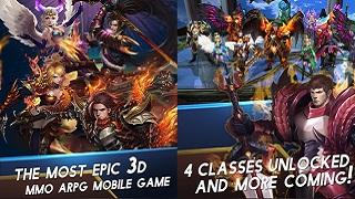 Dragon Samurai – tiếp tục lộ diện tựa game ARPG mới cực hấp dẫn