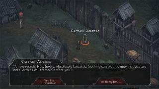 Vampire's Fall: Game nhập vai cổ điển đầy thú vị dễ gây nghiện